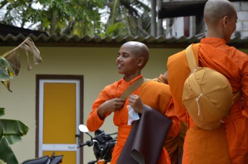 Bhikkhuni Shila
