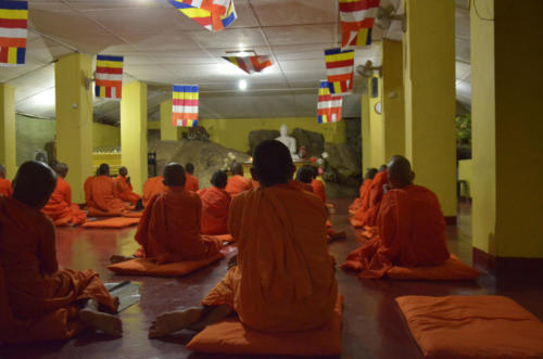 Bhikkhuni Training Centre Dekanduwala